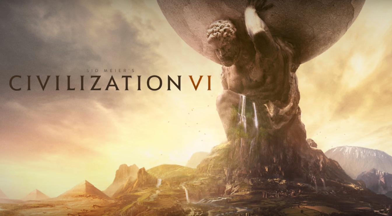 Data Visualizations and Games: Civilization VI